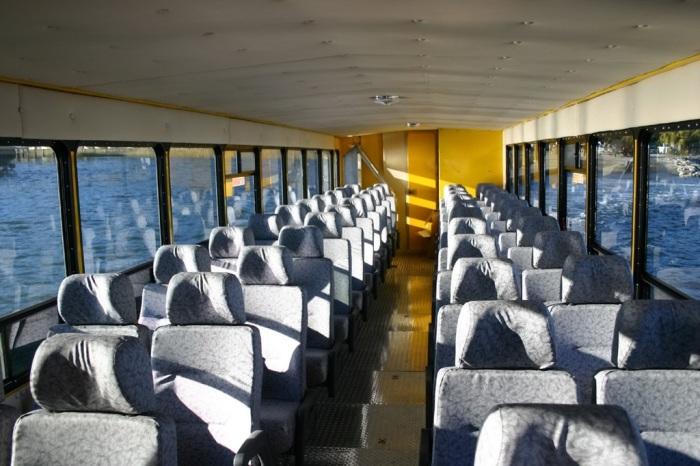 В салоне Hydra-Terra найдется место для 30-50 человек. | Фото: doroshenko-us.livejournal.com.