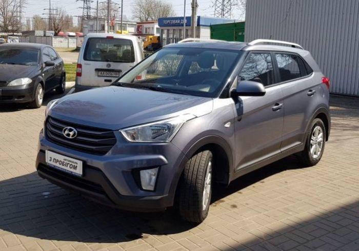 В 2018 году корейский кроссовер Hyundai Creta стал №4 в списке бестселлеров России. | Фото: automoto.ua.