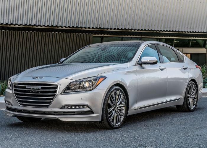 Компания Hyundai раскрутила престижный бренд Genesis и его, похоже, ждет успех. | Фото: povozcar.ru.