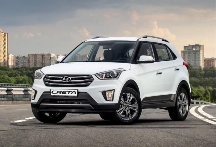 Корейский кроссовер Hyundai Creta сейчас на пике продаж. | Фото: avtoved.news.