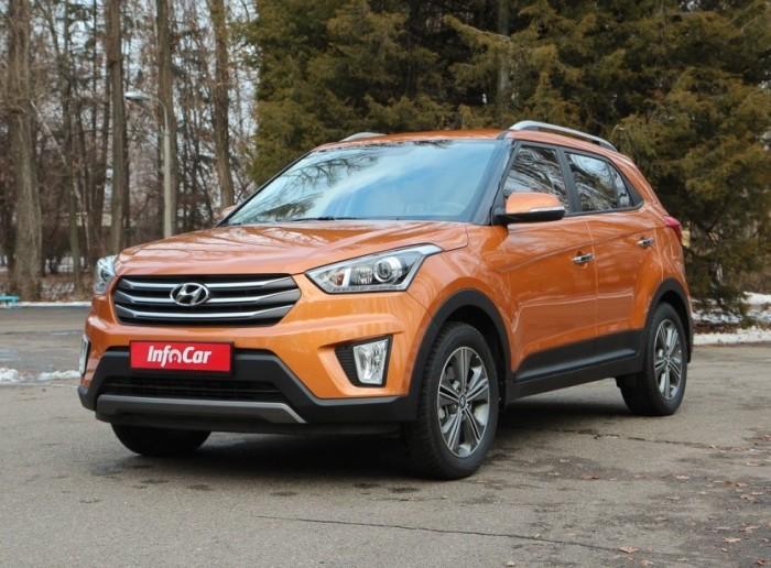 Популярный корейский кроссовер Hyundai Creta оказался «с сюрпризом». | Фото: hyundai-creta.infocar.ua.