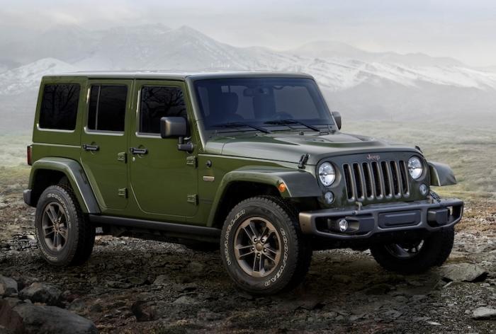 Внедорожник с длинной родословной Jeep Wrangler Unlimited. | Фото: cheatsheet.com.