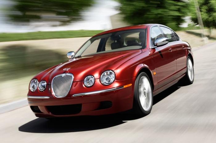 Jaguar S-Type –очень ненадёжный британец.