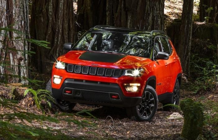 Компактный кроссовер Jeep Compass Trailhawk. | Фото: cheatsheet.com.