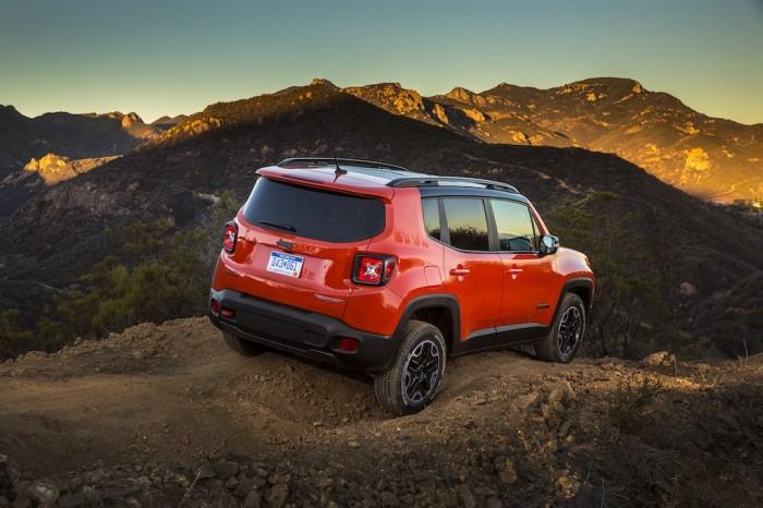 Renegade – один из внедорожников марки Jeep с хорошей репутацией, но плохими показателями безопасности.