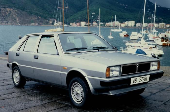 Saab-Lancia 600 – полный провал итальянцев в Швеции.