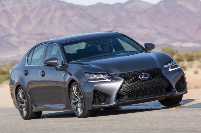 Lexus - бренд проверенный временем.