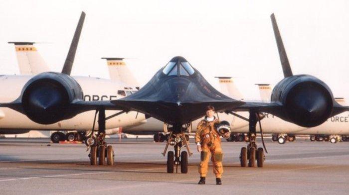 Летчики, летавшие на «Черном дрозде», заслуженно считались элитой. | Фото: tested.com.