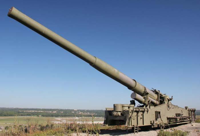 Ядерное орудие M65 «Atomic Annie».