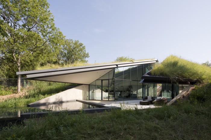 Архитекторский проект студии Bercy Chen Studio.