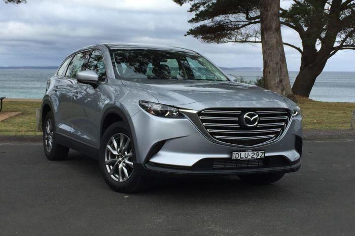 Современные автомобили, такие как Mazda CX-9, - это отличное соотношение цены и качества для довольных клиентов. | Фото: automoto.ua.