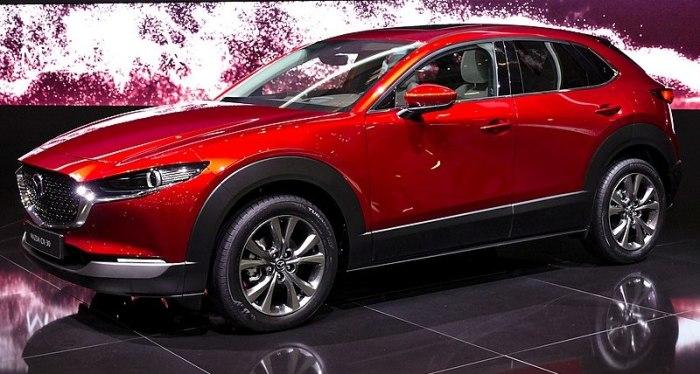Новый компактный кроссовер Mazda CX-30. | Фото: en.wikipedia.org.