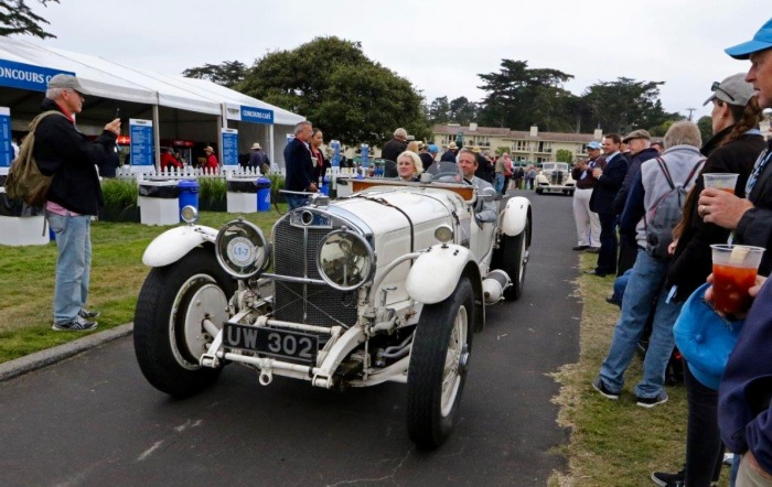 Mercedes-Benz 710 SS одного из лучших гонщиков 1930-х годов Рудольфа Караччиолы. | Фото: carguychronicles.com.