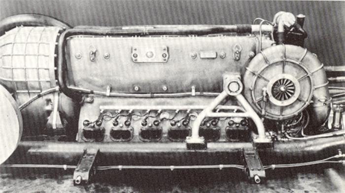 Силовая установка рекордной машины мощностью 3000 л.с. | Фото: details-of-cars.com.