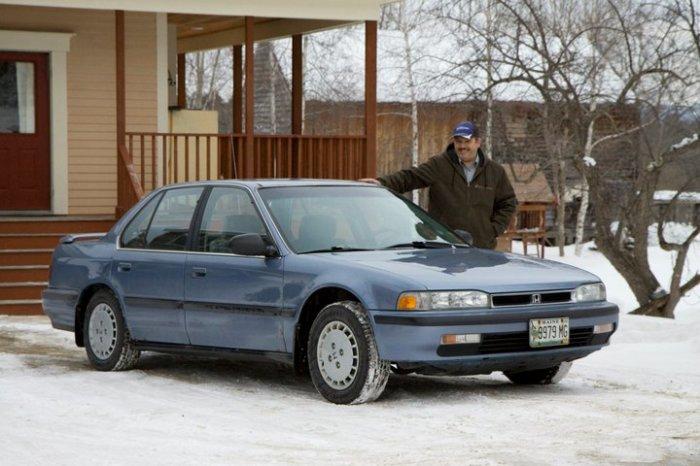 Джо ЛоЧичеро и его «миллионная» Honda Accord.