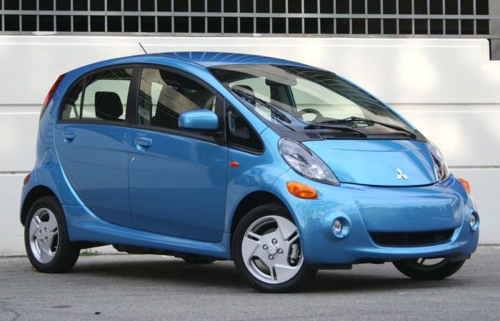 Mitsubishi I-MiEV - электромобиль, который может разорить.