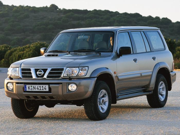 Внедорожник Nissan Patrol пятого поколения выпускается с 1997 года. | Фото: vbr.ru.