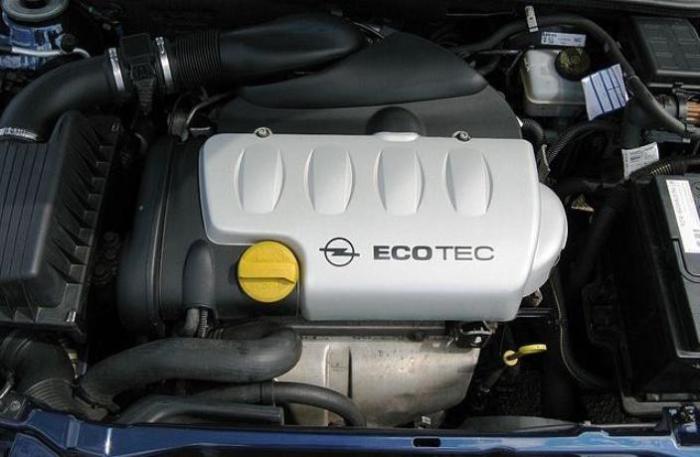 1,8-литровый инжекторный двигатель Opel Z18XER. | Фото: wikimotors.ru.