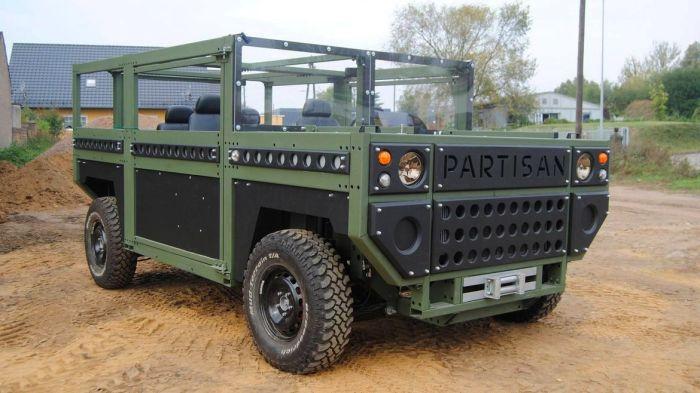 Машину сложно назвать красивой. | Фото: cnet.com.