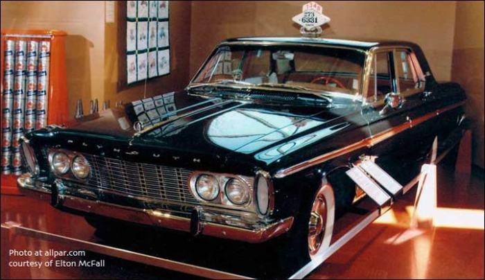 Plymouth Fury Джозефа Вайланкура, на восстановление которого потратили $30,000.   Фото: allpar.com.