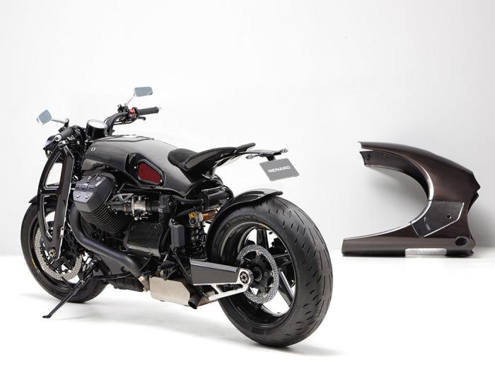Рама и кузовные панели Renard GT сделаны из армированного углеродного волокна. | Фото: beautifullife.info.
