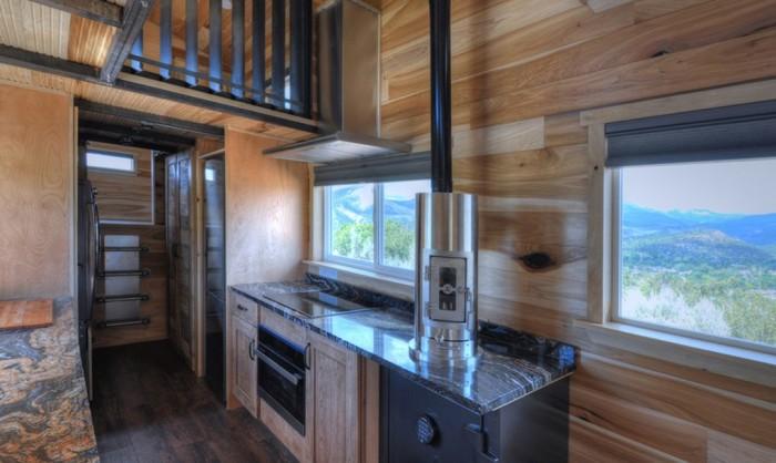Кухонная плита. | Фото: inhabitat.com.