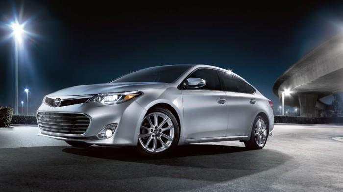Toyota Avalon четвертого поколения – возможно, самый надежный седан бизнес-класса.