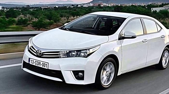 Toyota Corolla – самый продаваемый автомобиль в мире. | Фото: youtube.com.