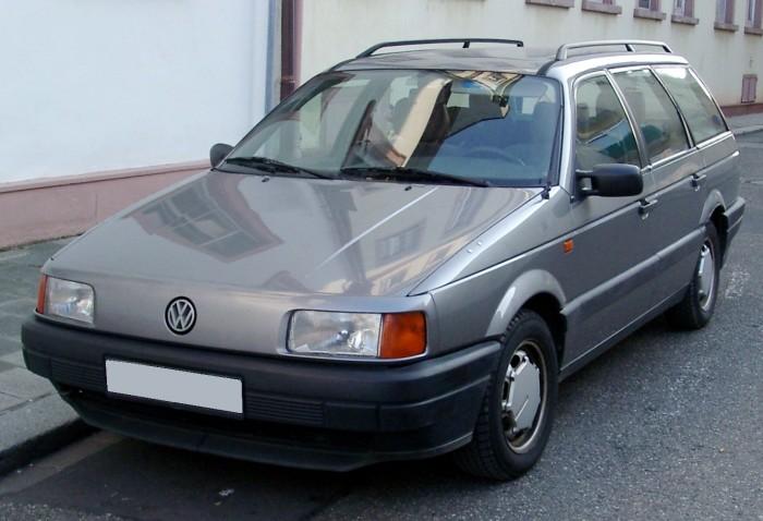 Практичный универсал Volkswagen Passat B3 Variant. | Фото: darauto.com.ua.