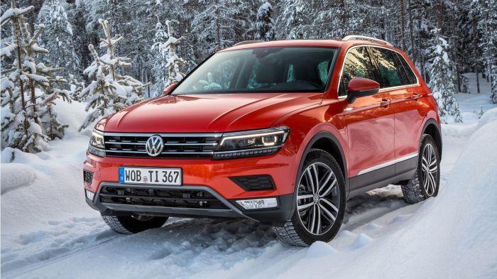 Среди всех европейских кроссоверов последних лет лучше всего «держит» цену Volkswagen Tiguan. | Фото: drom.ru.