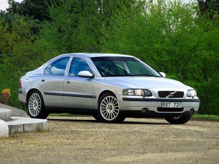 Даже в старом Volvo S60 водитель получает безопасность. | Фото: auto.vercity.ru.
