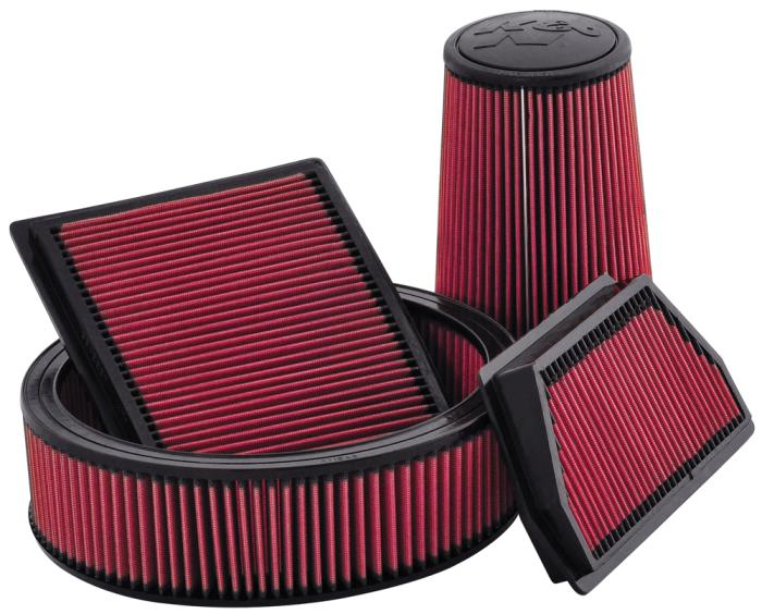 Воздушные фильтры различных типов. | Фото: trailerlife.com.