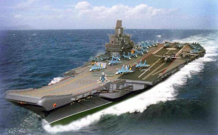 «Ульяновск» - лучший авианосец отечественного флота с непростой судьбой.