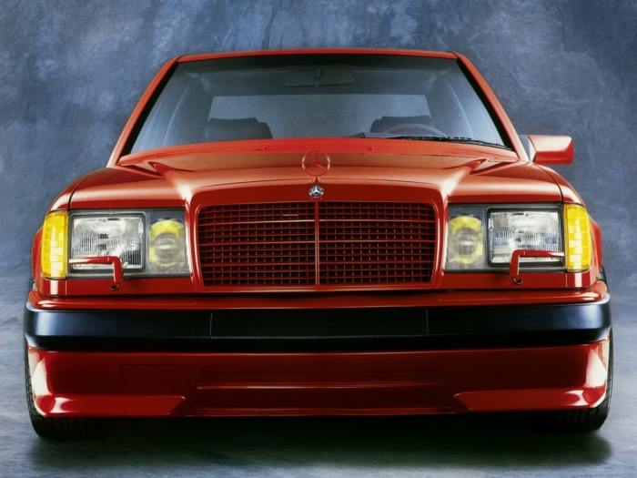 6,0-литровый AMG 300 E 6.0 «Hammer».