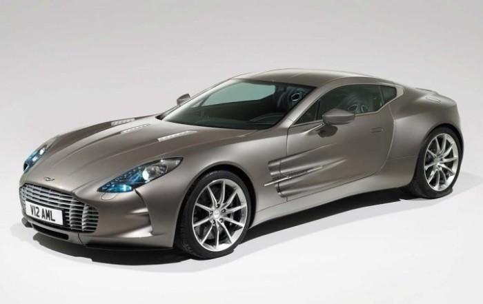 Aston Martin One-77 – первый суперкар в истории знаменитой британской марки.