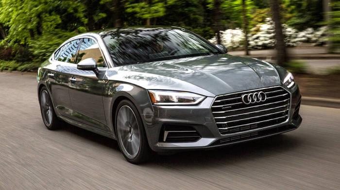 Помимо некоторых проблем с электроникой, водители очень довольны своими Audi. | Фото: autoweek.com.