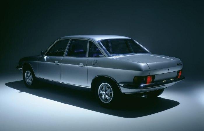 Передовой дизайн NSU Ro 80 использовался в последующих моделях Audi.