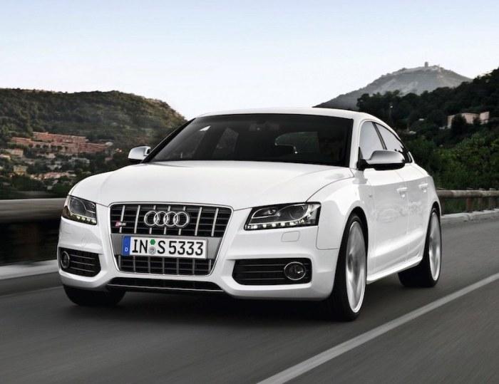Audi S5 Sportback 2012 года. | Фото: cheatsheet.com.