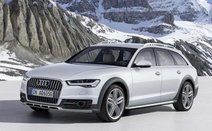 Audi A6 Allroad 2019 модельного года   Фото: newauto.kz.
