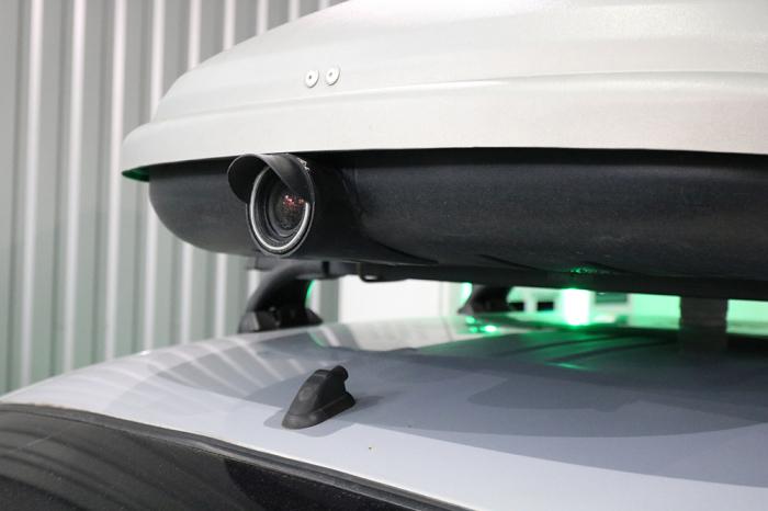Устройство для наблюдения вокруг беспилотной машины. | Фото: dpchas.com.ua.