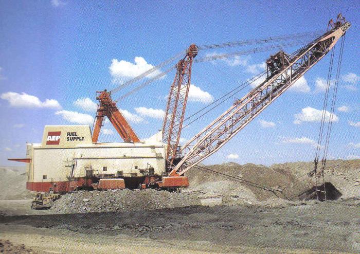 Огромный экскаватор- драглайн Big Muskie. | Фото: the-working-man.com.