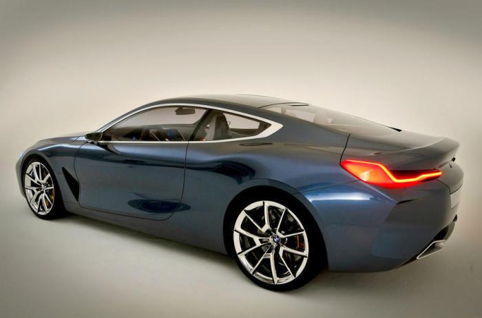 С появлением BMW 8 Series у баварской компании есть свой гран-туризмо.