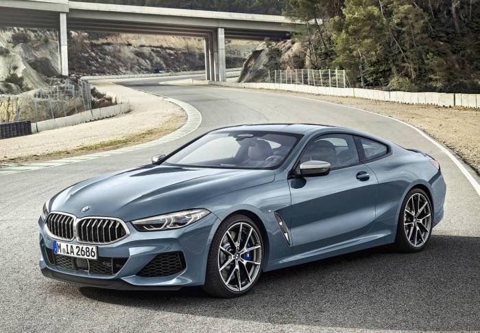 Второе поколение BMW 8 Series появилось спустя 19 лет после прекращения выпуска предыдущей модели. | Фото: topgir.com.ua.