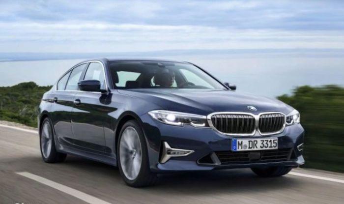 Примерно так будет выглядеть новая «тройки» BMW. | Фото: g20.bimmerpost.com.