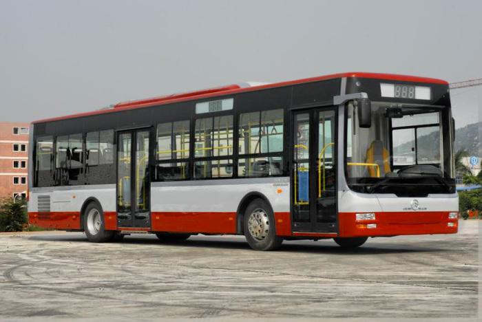 Автобус – экономная замена автомобилю.