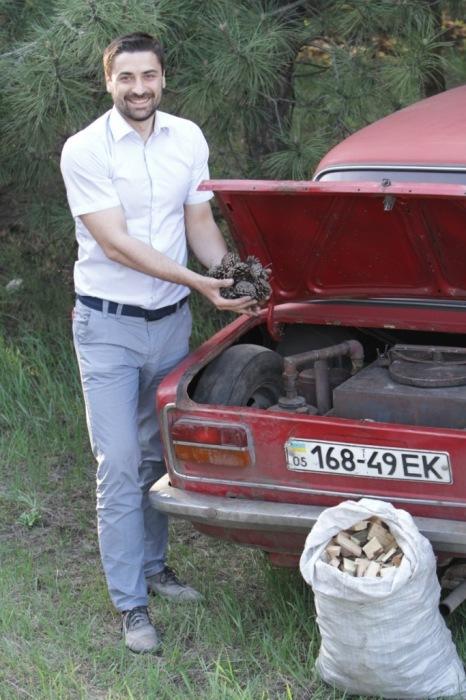 Лучшее топливо для газогенераторной ВАЗ-2103. | Фото: drive2.ru.
