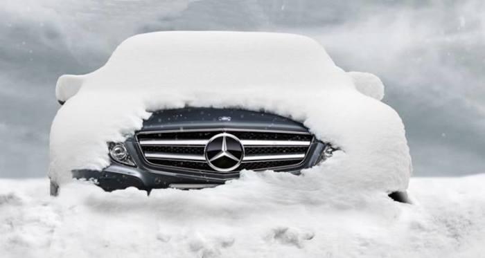 Очень многие автолюбители задаются вопросом, стоит ли прогревать машину зимой.   Фото: benz-club.org.