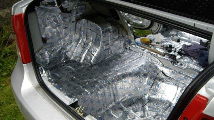 Под шумоизоляцией нередко скрываются неприятные сюрпризы. | Фото: avtobazar.infocar.ua.