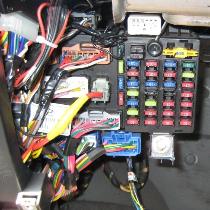 В современных автомобилях очень много электрических компонентов. | Фото: sto-ford.com.
