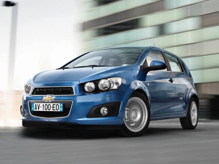 Chevrolet Aveo - популярный в СНГ автомобиль, который выпускают  в Нижнем Новгороде, Запорожье, Калининграде, Асаке (Узбекистан).